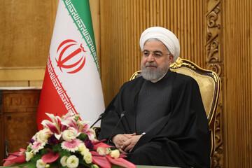 الرئيس الايراني: أميركا دولة إرهابية