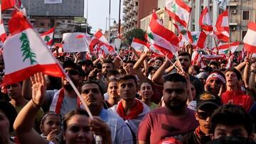 نباید از جنبش مردمی علیه مقاومت لبنان سوء استفاده شود