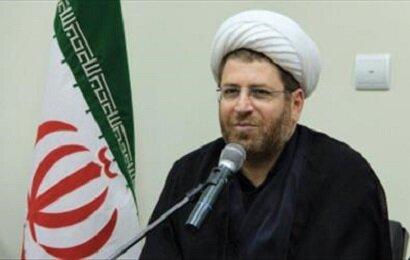 حجتالاسلام محمد صالحی مدیر کل اداره اوقاف و امور خیره استان کرمانشاه