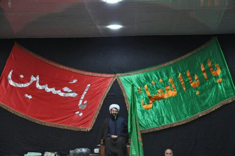 حجت الاسلام علی جباری