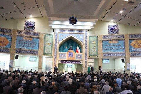 نماز جمعه همدان