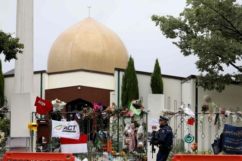 Man pleads guilty to anti-Muslim abuse following New Zealand mosque shootings