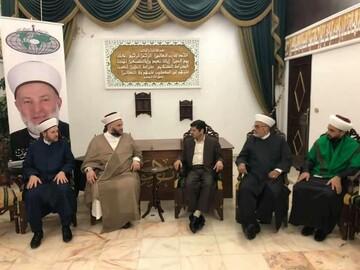 الشيخ جبري يؤكد إبراز العناصر الحيوية في مسيرة إيران كنموذج إسلامي طليعي ورائد