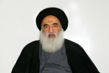 آیتالله العظمی سیستانی شهادت سردار سلیمانی را به رهبر انقلاب تسلیت گفتند