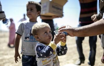 جمع آوری کمک های مردمی برای آوارگان سوریه در کردستان آغاز شد