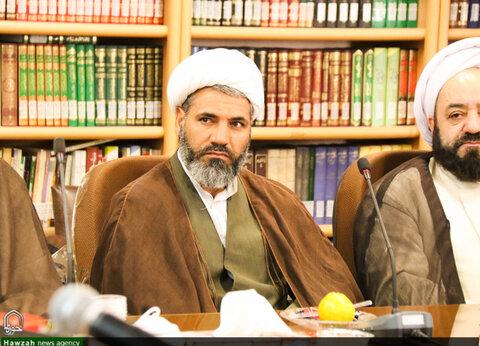 نشست هم اندیشی مدیران مدارس علمیه اصفهان