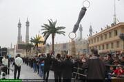بالصور/ العتبة المعصومية المقدسة تحيي ذكرى وفاة النبي (ص) واستشهاد الإمام الحسن المجتبى (ع)