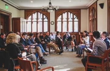 همایش «نقش دین در زندگی پناهجویان» در دانشگاه پرینستون برگزار شد