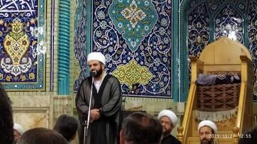 حضور ۱۲۰ نفر از علمای اهل سنت ارومیه در مشهد