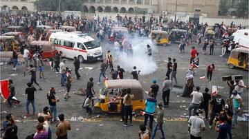 فتنه عراق کپی برابر اصل فتنه سال ۸۸ ایران است