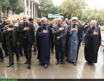 تصاویر/ دسته عزاداری رحلت پیامبر اکرم(ص) و شهادت امام حسن(ع) در اصفهان