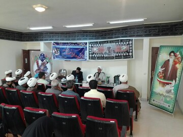 اولین همایش «یاران وقف» در شهر شهداد برگزار شد