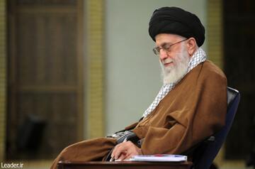 پیام تسلیت رهبر انقلاب در پی درگذشت همشیره رئیسجمهور