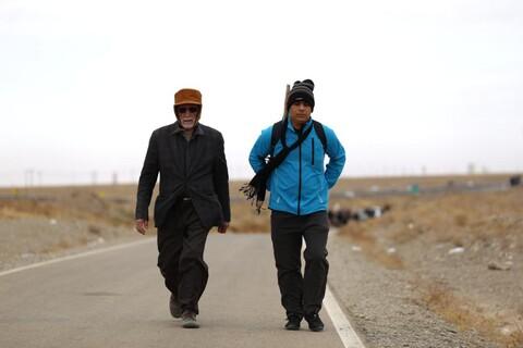 تصاویر/ پیاده روی زائران امام رضا (ع) به سوی مشهد مقدس