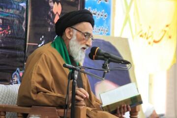 تسلیت مدیر حوزه علمیه همدان در پی درگذشت آیت الله محمدی