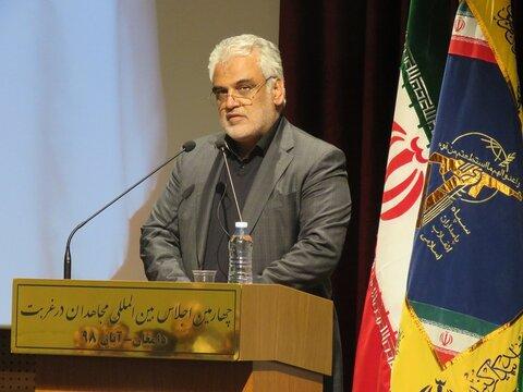 محمد مهدی طهرانچی ، رئیس دانشگاه آزاد اسلامی کشور