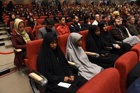 تصاویر/ چهارمین اجلاسیه بین المللی مجاهدان در غربت در دامغان
