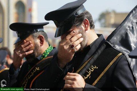 بالصور/ العتبة المعصومية المقدسة تحيى ذكرى استشهاد الإمام الضامن علي بن موسى الرضا (ع)
