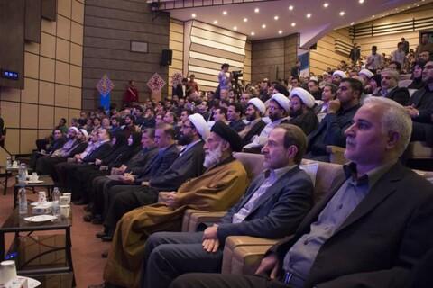اختتامیه بیستوچهارمین جشنواره قرآن و عترت دانشگاههای علوم پزشکی کشور در همدان