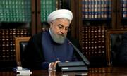 "الرئيس الايراني يبلغ قانون ""جرائم ومؤامرات اميركا"""