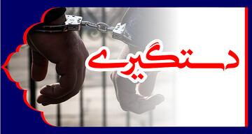 دستگیری ۴ نفر از اعضای شبکه فعال سلطنتطلب در اصفهان
