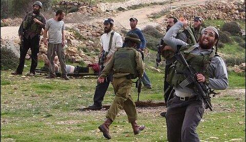 هجوم لمستوطنين في الضفة الغربية يصيب 3 مزارعين فلسطينيين