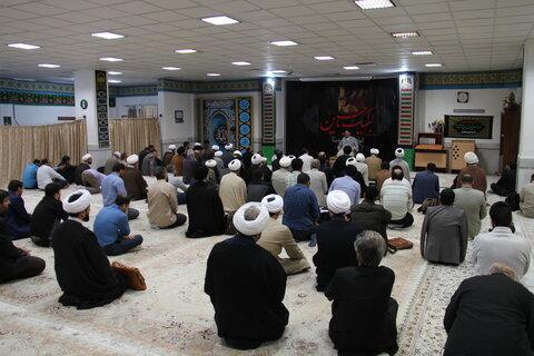 مراسم بزرگداشت علامه سیدجعفر مرتضی عاملی در دانشگاه ادیان