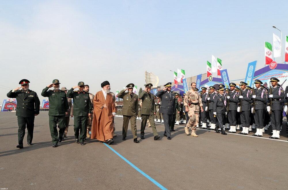 تصاویر/ مراسم مشترک دانشآموختگی دانشجویان دانشگاههای افسری ارتش در دانشگاه پدافند هوایی خاتمالانبیاء(ص)