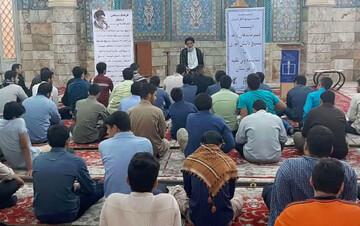 دیدار فرماندهان واحد بسیج دانشآموزی با نماینده ولیفقیه در خوزستان