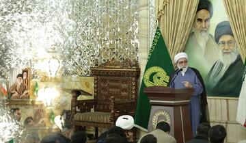 حضرت علی(ع) با جنگ نرم معاویه به شهادت رسیدند/ دشمن وارد خانه ها شده است