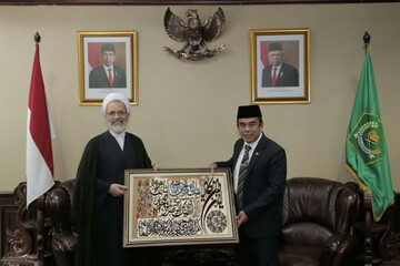 ایران آماده تقویت روابط با اندونزی است