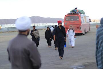 فیلم / پذیرایی کریمانه از زائران پاکستانی در موکب چهارده معصوم نوفرست