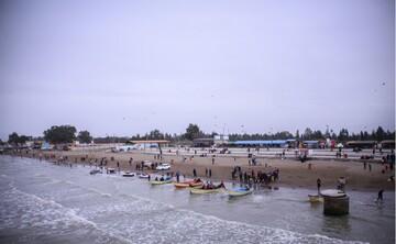 یادداشت رسیده | ماجرای اصل تغافل در ساحل عباس آباد مازندران