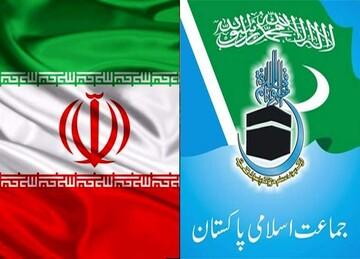 جماعت اسلامی پاکستان از موضع قاطع ایران در قبال کشمیر تشکر کرد