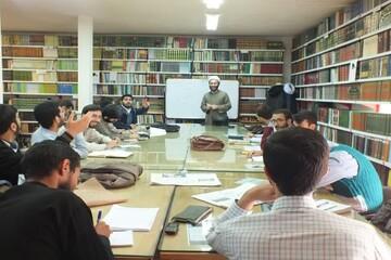 مدرسه شیخ الاسلام قزوین میزبان کارگاه پژوهشی