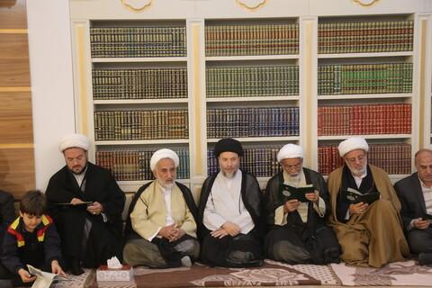 تصاویر/ مراسم بزرگداشت علامه سید جعفر مرتضی در موسسه آل البیت (ع)