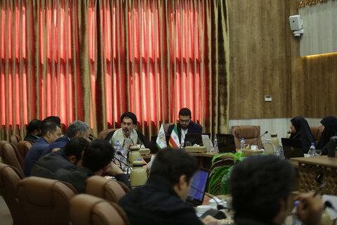 تصاویر/ نخستین نشست «جایگاه فقه حکومتی در تحقق گام دوم انقلاب اسلامی»