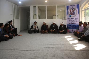دیدار مسئولان اداره اوقاف خوزستان با امام جمعه اهواز
