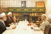 نشست مدیران مدارس کردستان با حجت الاسلام و المسلمین زمانی+ عکس