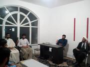 شورای بسیج مدرسه خاتم الانبیاء(ص) بم تشکیل جلسه داد