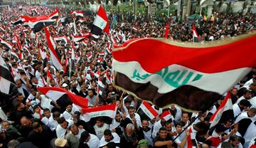 دستهای امارات و عربستان در مدیریت اعتراضات عراق