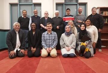 گفتمان میان ادیانی جوانان مسلمان، مسیحی و یهودی در تورنتو + تصاویر