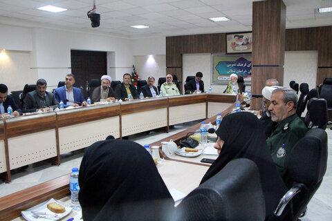 نشست شورای فرهنگ عمومی خراسان شمالی