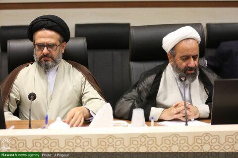 بالصور/ توقيع مذكرة تفاهم بين مركز إدارة الحوزات العلمية في البلاد ومنظمة التبليغ الإسلامي بقم المقدسة