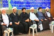 بزرگداشت علامه جعفر مرتضی در نجف برگزار شد