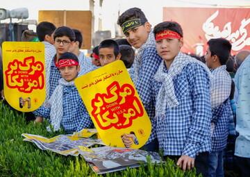 همراهی جوانان؛ یکی از بزرگترین فرصت های نظام جمهوری اسلامی ایران