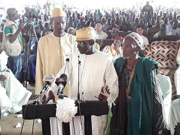 همایش بزرگ «وحدت، رمز پیروزی» در کشور مالی برگزار شد