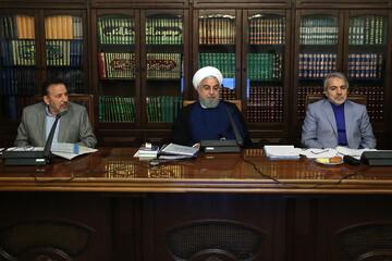 نشست هماهنگی سفر رئیس جمهور به یزد و کرمان برگزار شد