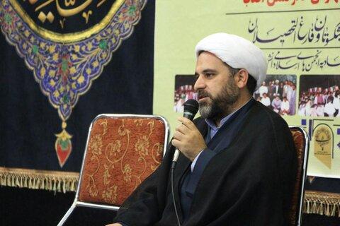 حجت الاسلام علی اصغر سهرابی