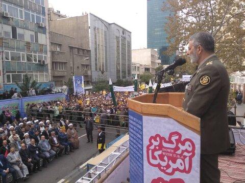 سرلشکر سید عبدالرحیم موسوی، فرمانده کل ارتش جمهوری اسلامی ایران
